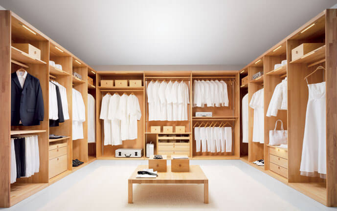 cabina armadio Interno