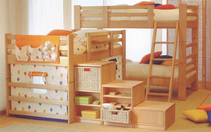 camera da letto Junior